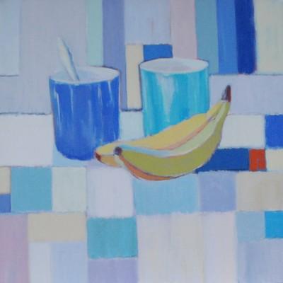 In Gedanken bei Mondrian