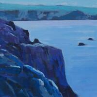 Felsenküste (Schottland)