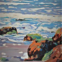 Bretagne - les rochers