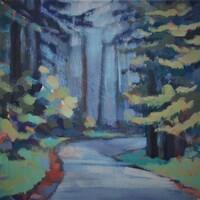 Impression Wald