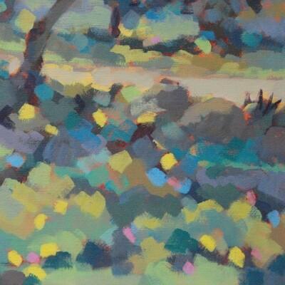 Unter den Olivenbäumen II