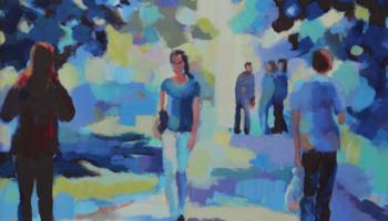 Zwischen Impressionismus und Expressionismus II